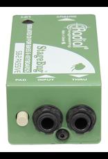 Radial StageBug2 Passive Direct Acoustic, Keys, Bass