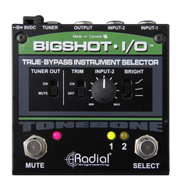 Radial Radial BigShot I/O