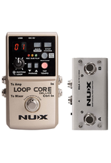 NUX Nux Loop Core Bundle with Dual Switch