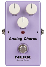 NUX Reissue Series Analog Chorus Effects Pedal