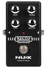 NUX NU-X Reissue Series Recto Distortion Effects Pedal