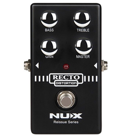 NUX Reissue Series Recto Distortion Effects Pedal