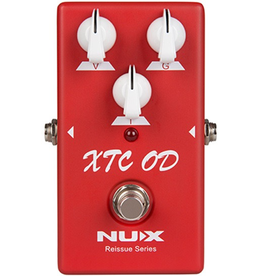 NUX Reissue Series XTC Overdrive Effects Pedal
