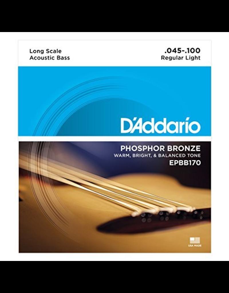 Daddario EPBB170  Acoustic Bass 45-100