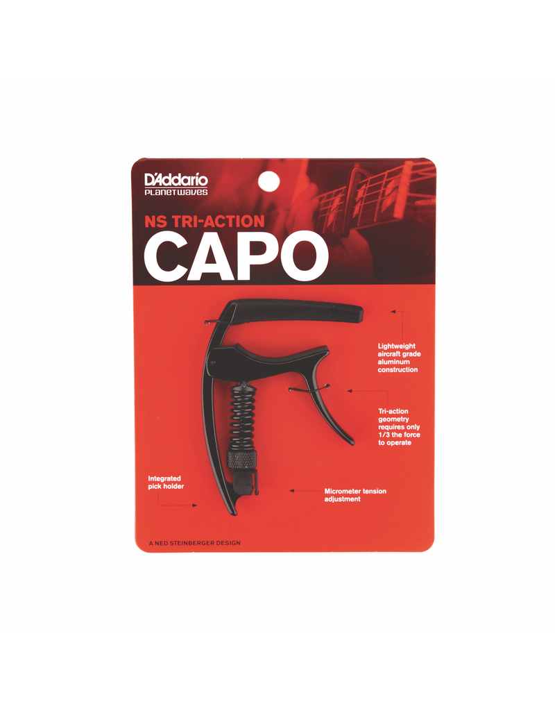 Planet Waves NS Tri Action Capo