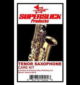 Superslick Tenor Sax Care Kit