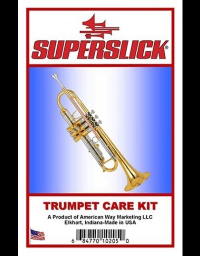 Superslick Superslick Trumpet Care Kit
