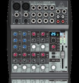 Behringer XENYX 1002FX 10-Input Mixer