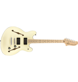 Squier Affinity Series Starcaster, Olympic White