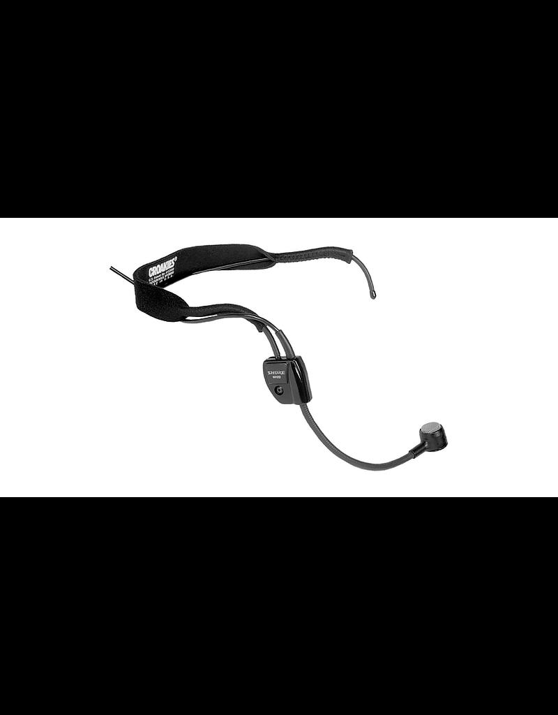 Shure WH20 Dynamic Headset Microphone w/ XLR Female Connector