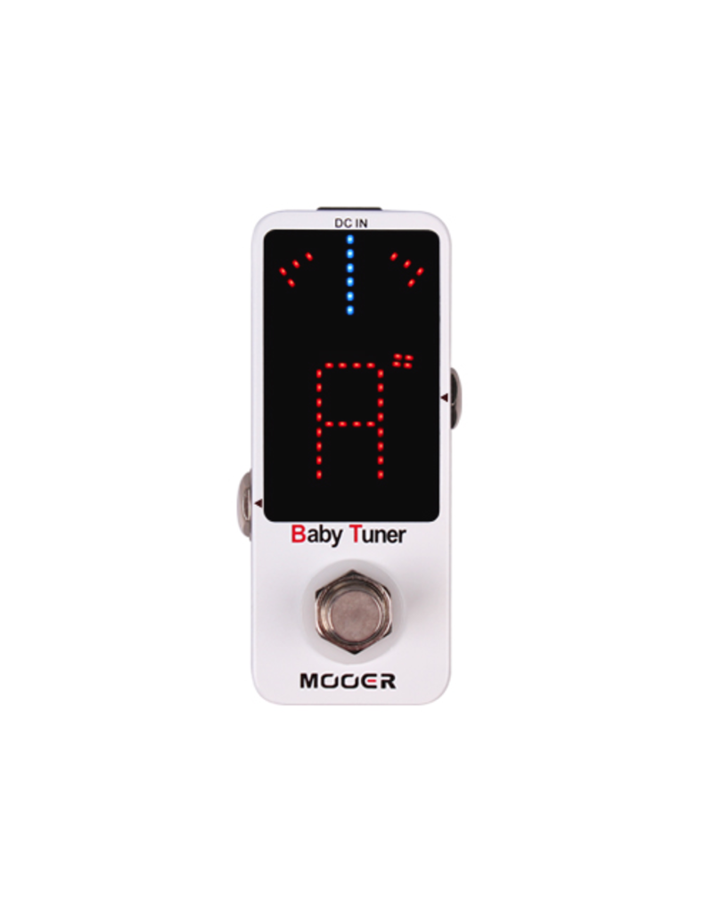Mooer MOOER - Baby Tuner