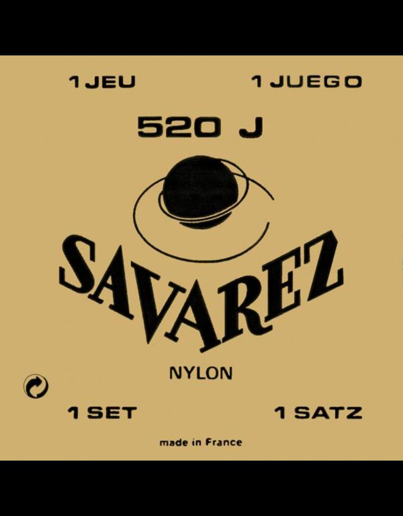 SAVAREZ Savarez High Tension - Yellow Rectified nylon SAVAREZ trebles and Traditional wound SAVAREZ basses