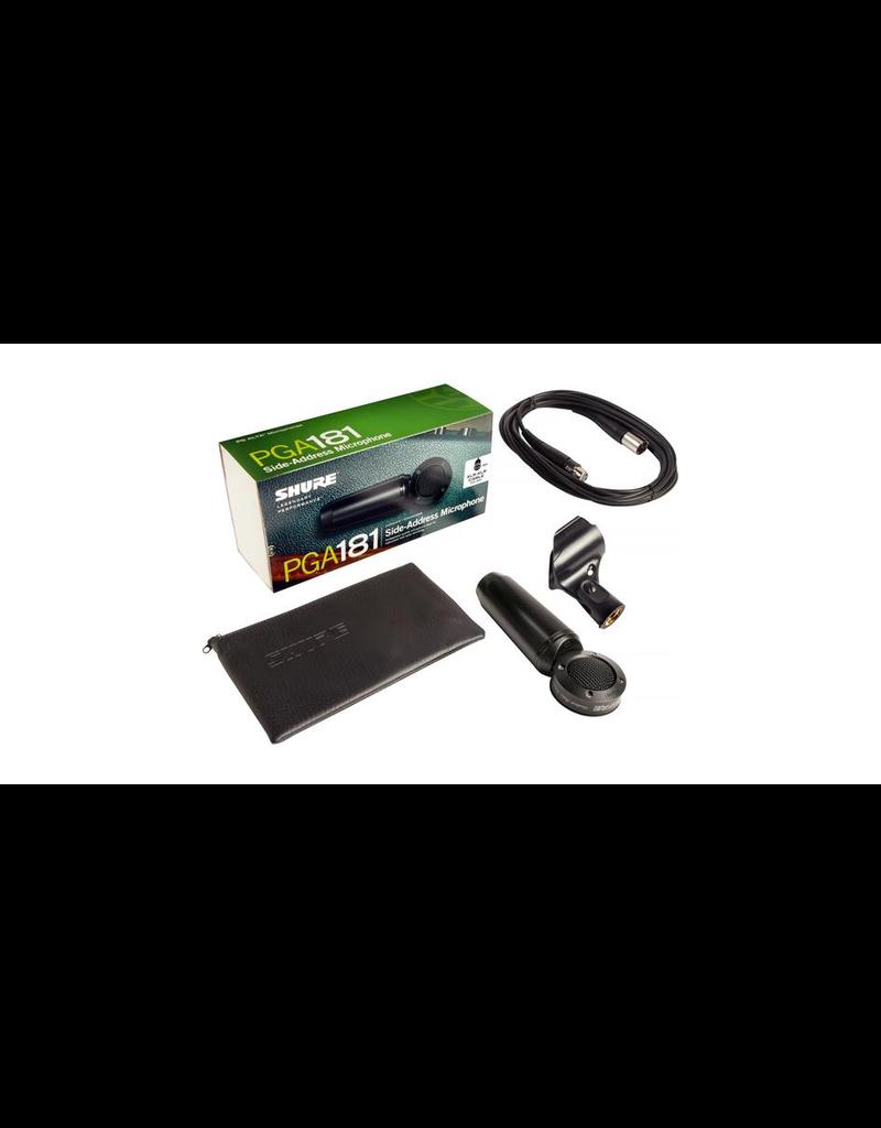 Shure PGA181 Cardiod Condenser Microphone