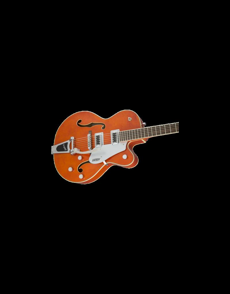 """Gretsch Gretsch G5420T Hollow Orange 2.75"""" Body Depth"""