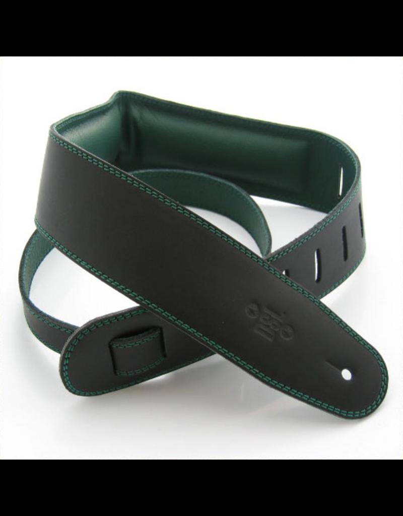 """DSL 2.5"""" Garment Padded Black/Green"""