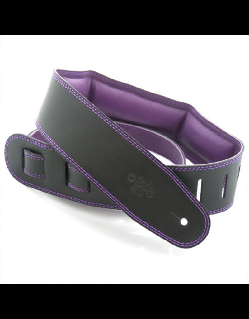 "DSL 2.5"" Padded Garment Black/Purple"