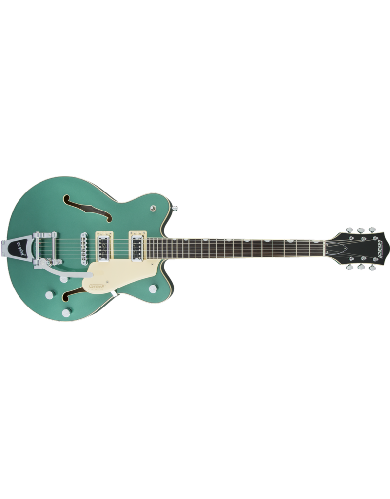 Gretsch G5622T Electromatic Center Block Double-Cut with Bigsby, Rosewood Fingerboard, Georgia Green