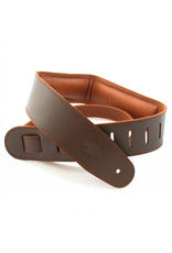 "DSL 2.5"" Padded Garment Saddle Brown/Brown"