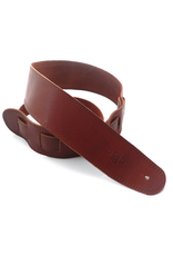 """DSL 2.5"""" Tan with Brown Stitch Classic Single Ply Strap"""