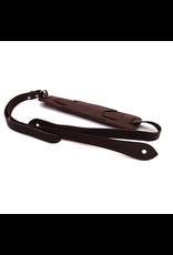 DSL Vintage Style Narrow Saddle Brown