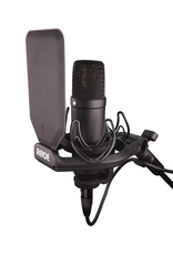 """Rode Rode NT1 Mic Incredibly Quiet 1"""" Cardioid Condenser Microphone - only 4.5dBA of self noise! Includes SMR Premium shock mount with Rycote onboard and Microphone Dust Cover."""