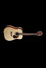 Cort Earth 70 Dreadnought Guitar Open Pore Natural