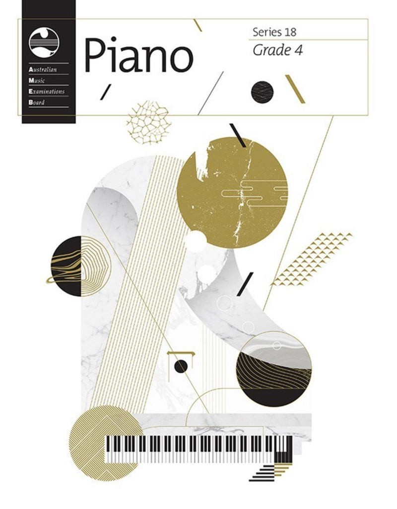 AMEB AMEB Piano Grade 4 Series 18