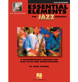 Hal Leonard Essential Elements for Jazz Ensemble E-flat Alto Saxophone