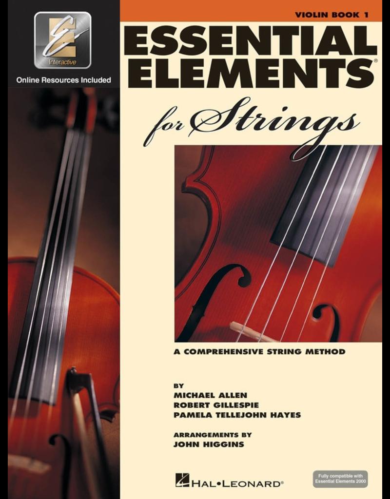 Essential Elements Violin Bk1 EE for Strings Essential Elements BK1 VIOLIN
