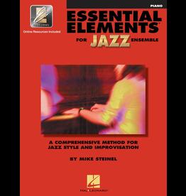 Hal Leonard Essential Elements for Jazz Ensemble - Piano