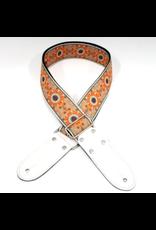DSL Jacquard Weaving Sal Orange