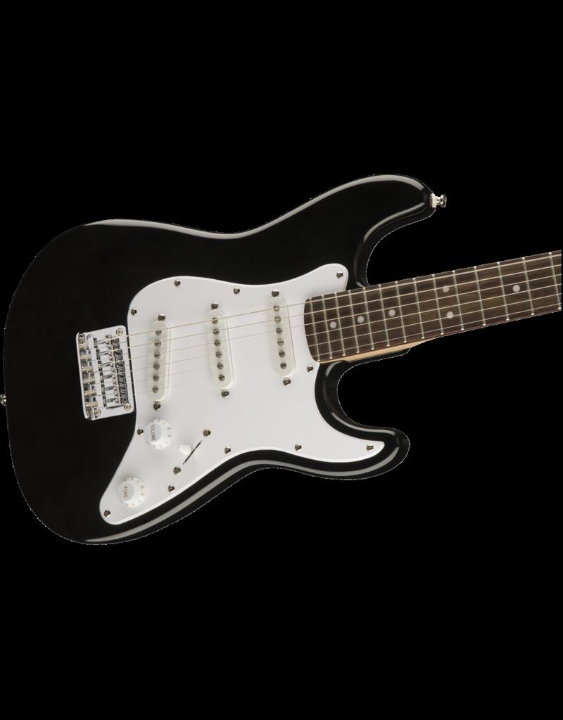 Squier Mini Stratocaster, Black