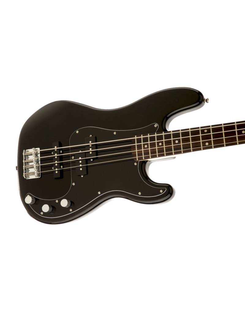 Squier Affinity Series Precision Bass PJ, Laurel Fingerboard, Black