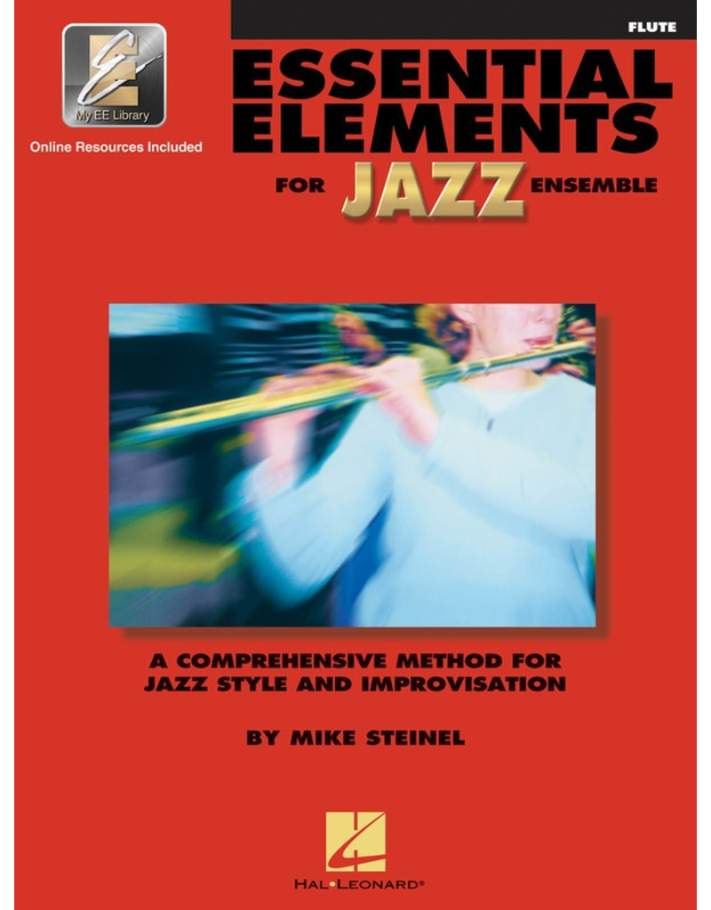 Hal Leonard Essential Elements for Jazz Ensemble - Flute