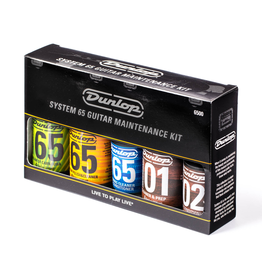Dunlop Maintenance Gift Pack System 65 Complete Guitar maintenance Gift Pack