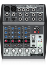 Behringer Xenyx 802 4-Channel Mixer