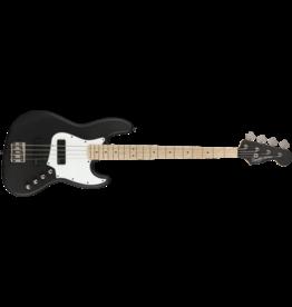 Squier Contemporary Active Jazz Bass HH, Flat Black