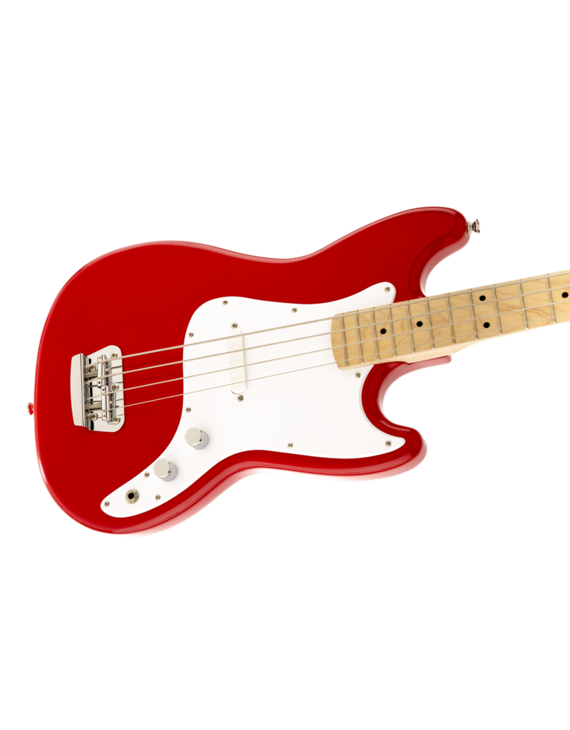Squier Bronco 3/4 Bass, Torino Red