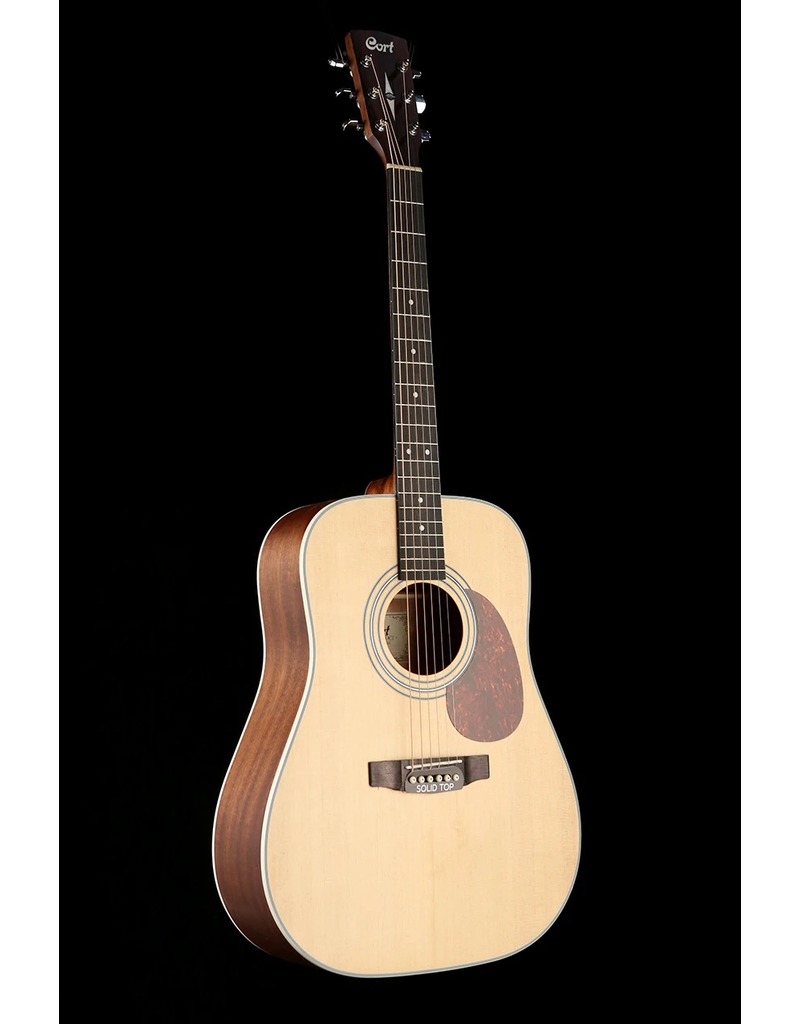 Cort Earth Solid Top Guitar Pack