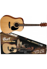 Cort Trailblazer Pack, Bag, Tuner, Pick and Strings
