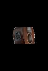 Gretsch G9110-L A.E. Concert Long-Neck Ukulele with Gig Bag, Ovangkol Fingerboard, Fishman® Kula Pickup, Vintage Mahogany Stain