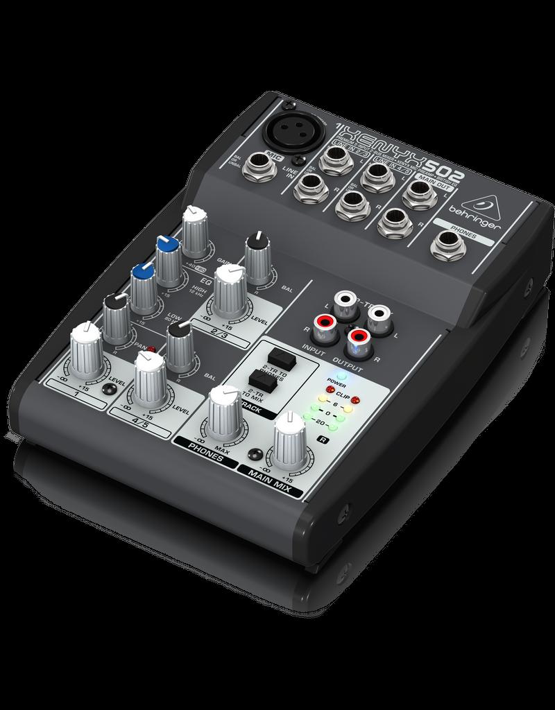 Behringer Behringer XENYX 502 Mixer