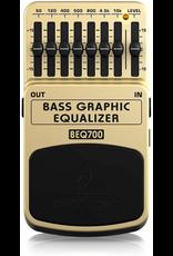 Behringer Behringer BEQ700 Bass Graphic Equalizer