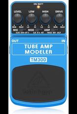 Behringer TM300 Tube Amplifier Modeler
