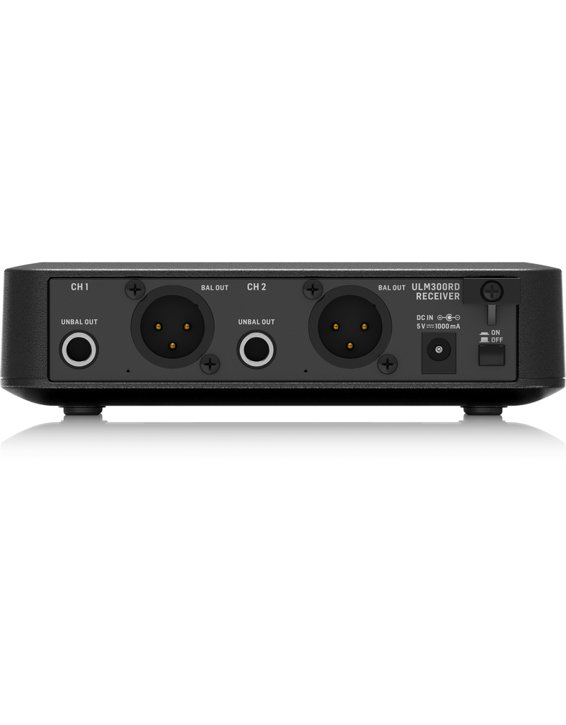 Behringer Behringer ULTRALINK ULM302MIC 2.4G Wireless System