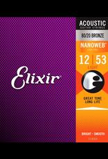Elixir Acoustic Nano Light Elixir 12-53