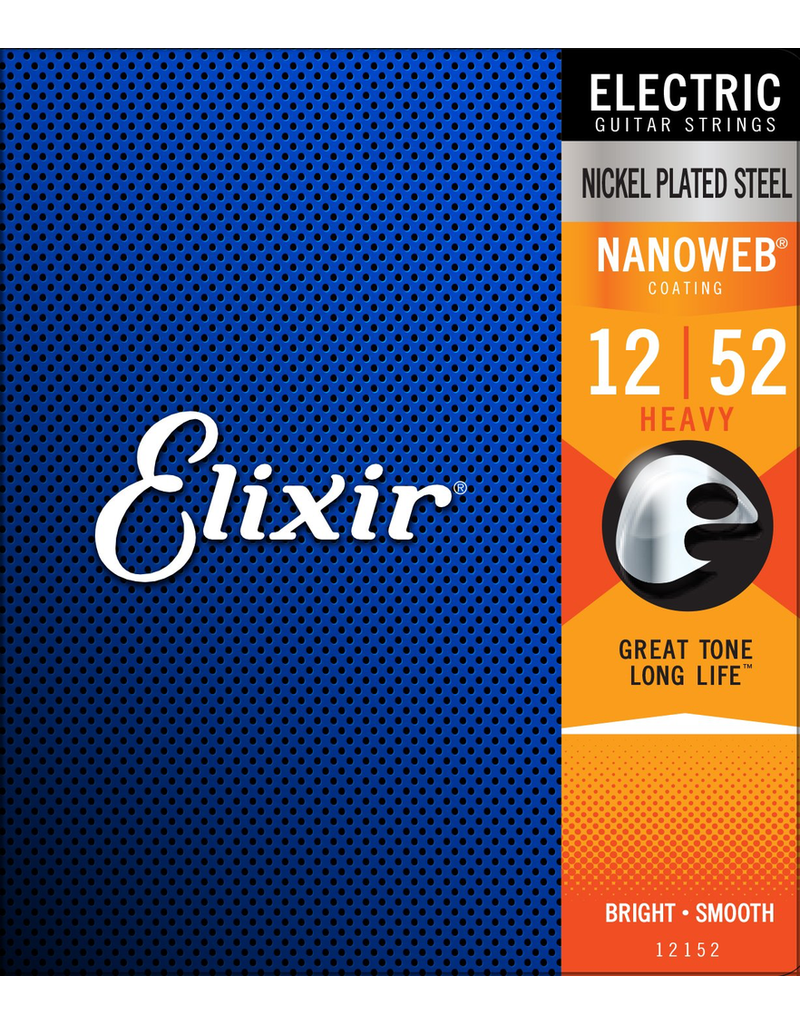 Elixir Electric Nano Heavy Elixir 12-52