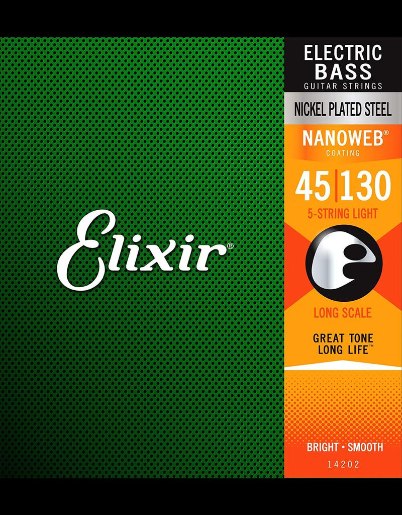 Elixir Elixir Bass 5 STR 45-130 5-Sting