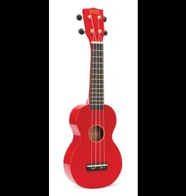 Mahalo Red Soprano Ukulele