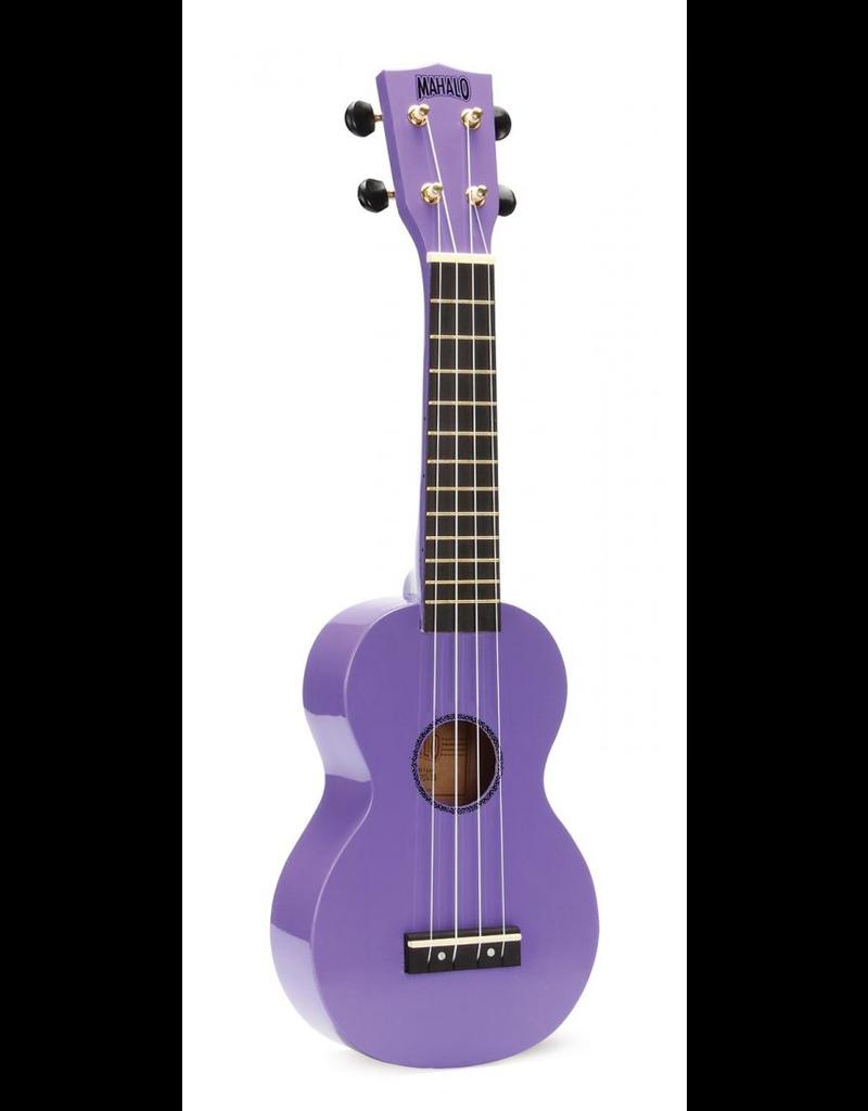 Mahalo Purple Soprano Ukulele